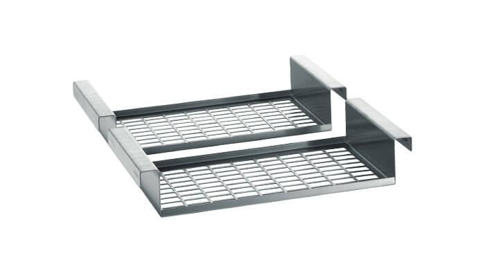 Sous vide cooker accessories retaining grid S/MAbdeckgitter S M