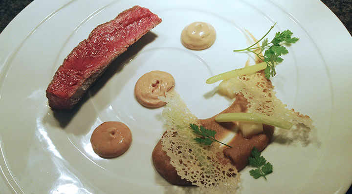Albers Wagyu flank steak sous videAlbers Wagyu Flanksteak Dennisjoza