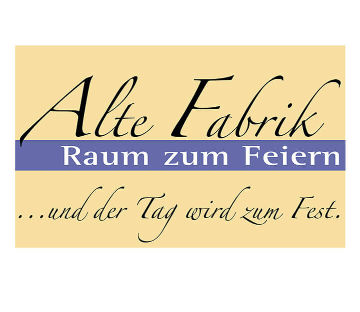 A. Weber Metzgerei GmbH - Alte Fabrik Alte Fabrik Logo