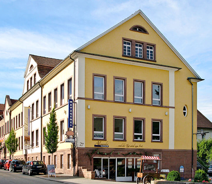 A. Weber Metzgerei GmbH - Alte Fabrik Alte Fabrik