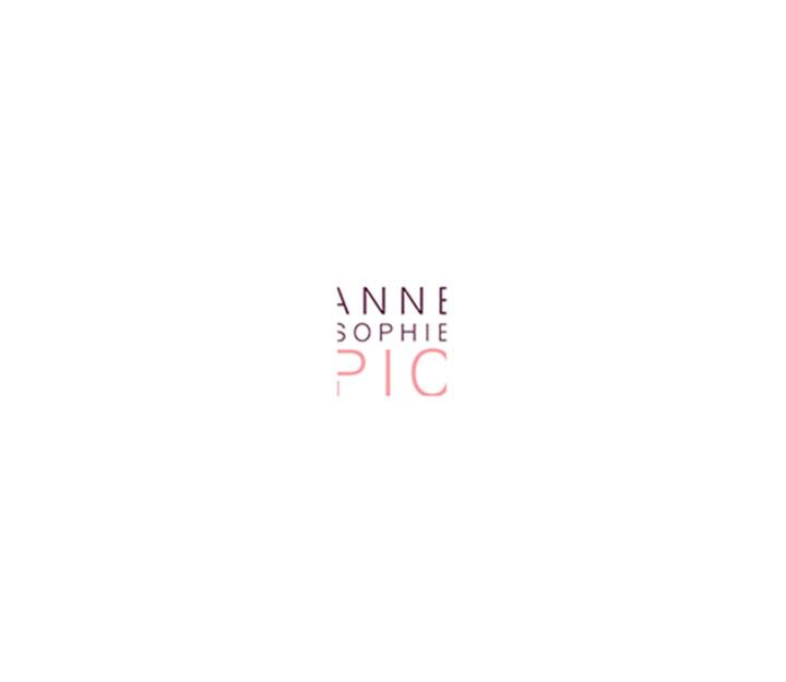 Sous vide chef Anne-Sophie PicAnne Sophie Pic Logo