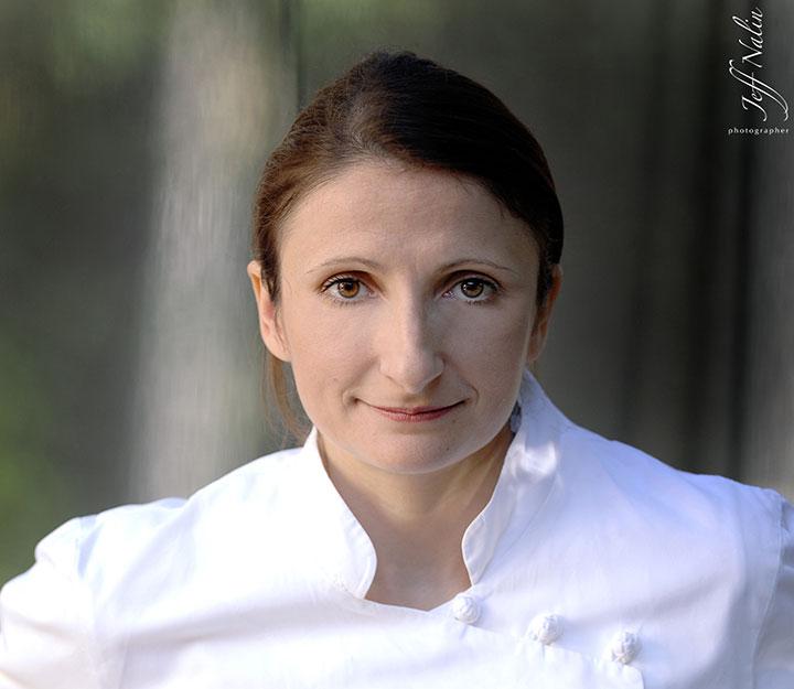 Sous vide chef Anne-Sophie PicAnne Sophie Pic