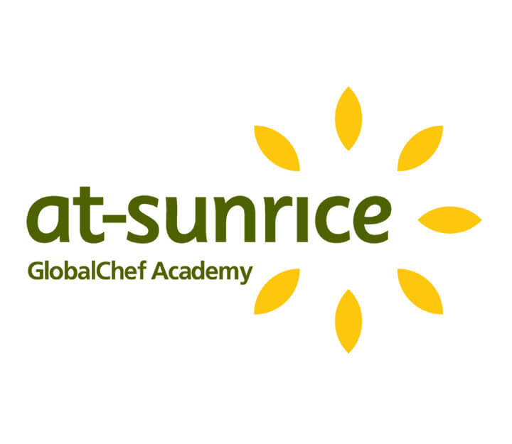 At-Sunrice GlobalChef Academy sous vide instructionAt Sunrice Global Logo
