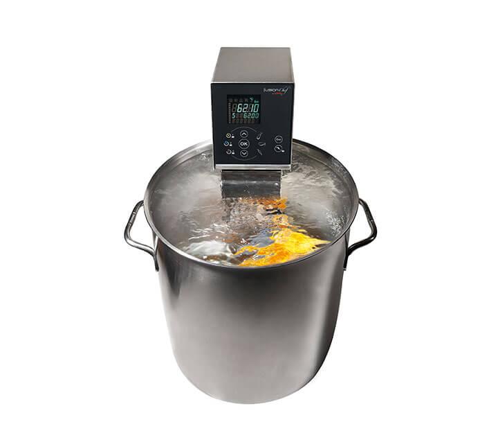 Sous vide cooker accessories bath attachment clampBadklammer Anwendung
