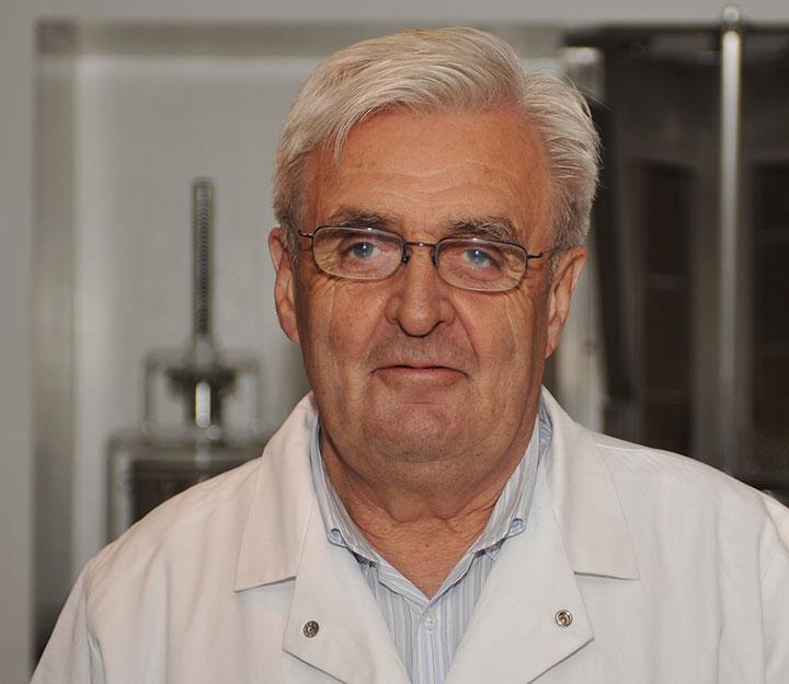 Sous vide chef Bruno GoussaultBruno Goussault