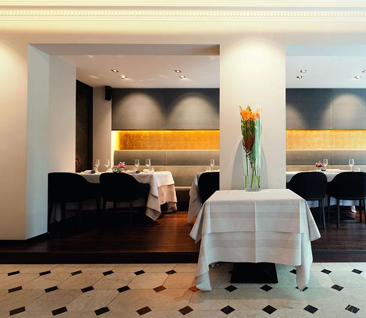 Sous vide restaurant Ristorante Carmelo Greco Carmelo Greco Restaurant