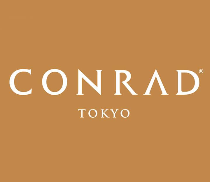 Sous vide restaurant Conrad Tokyo HotelConradtokyo Hotel Logo