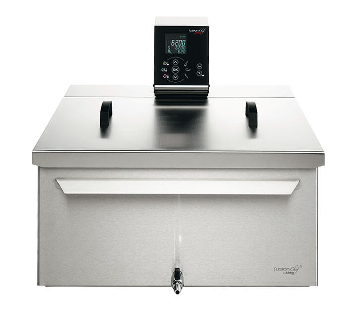 Sous vide cooker Diamond XL front