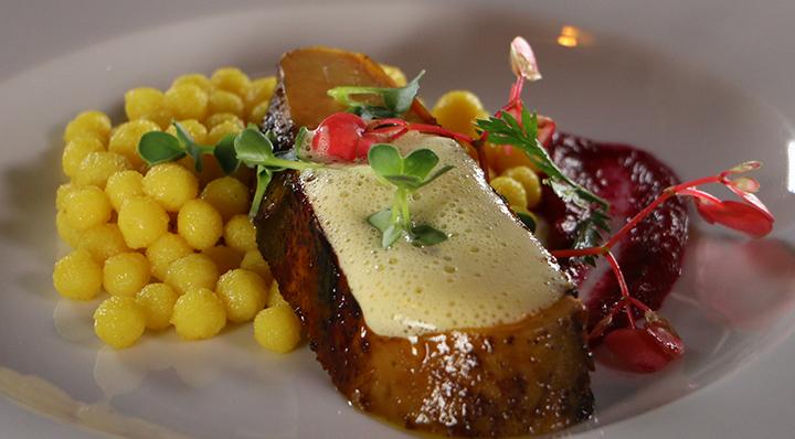 Foie de canard sous videEntenleber Chefmaroun