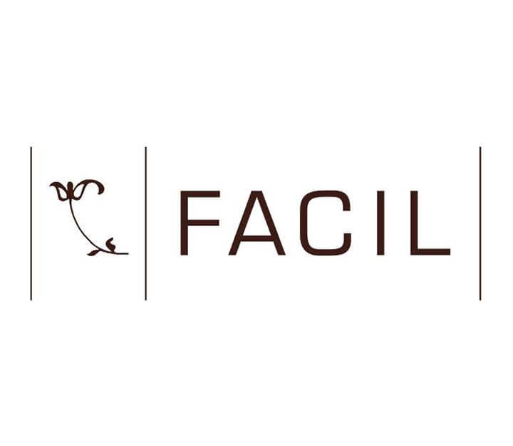 Sous vide restaurant FacilFacil Logo
