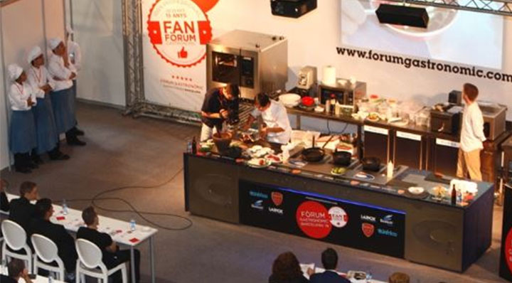 Fòrum Gastronòmic Girona 2015Forum Girona
