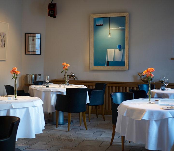 Sous vide Restaurant BuchholzFrank Buchholz Restaurant Buchholz