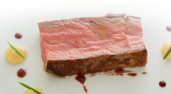 Fassone beef strips sous videGeschnetzelte Fassonerind Daniloange