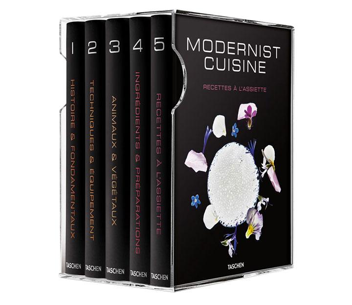 Livre sous vide Modernist Cuisine French EditionModernist Cuisine Fr