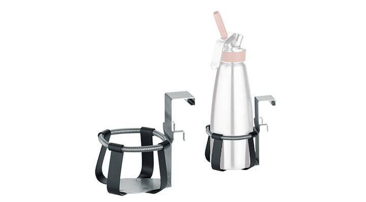Sous vide cooker accessories iSi Gourmet Clamp 1lIsi Halterung Gross
