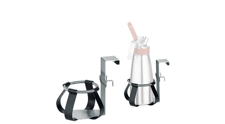 Sous vide cooker accessories iSi Gourmet Clamp 0,5lIsi Halterung Klein