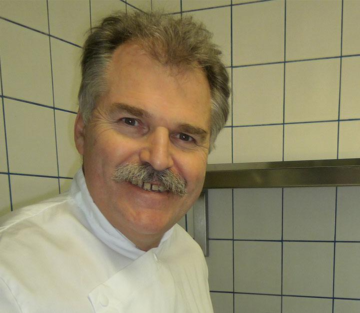Sous vide chef Jean-Paul JeunetJean Paul Jeunet