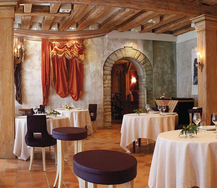 Sous vide restaurant Jean-Paul Jeunet ArboisJeunet Arbois