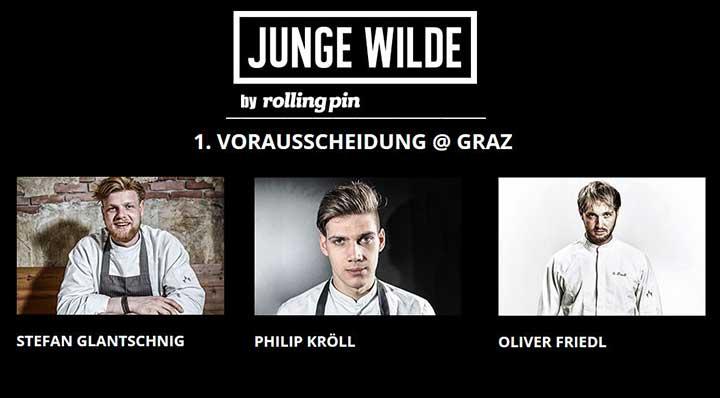Junge Wilde 2017Junge Wilde2017 Vorausscheidung Graz