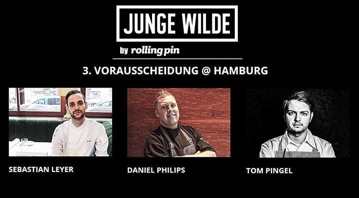 Junge Wilde 2017Junge Wilde2017 Vorausscheidung Hamburg