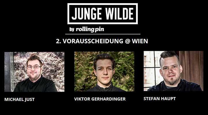 Junge Wilde 2017Junge Wilde2017 Vorausscheidung Wien