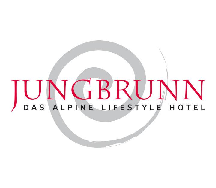 Sous vide restaurant Hotel JungbrunnLogo Jungbrunnen