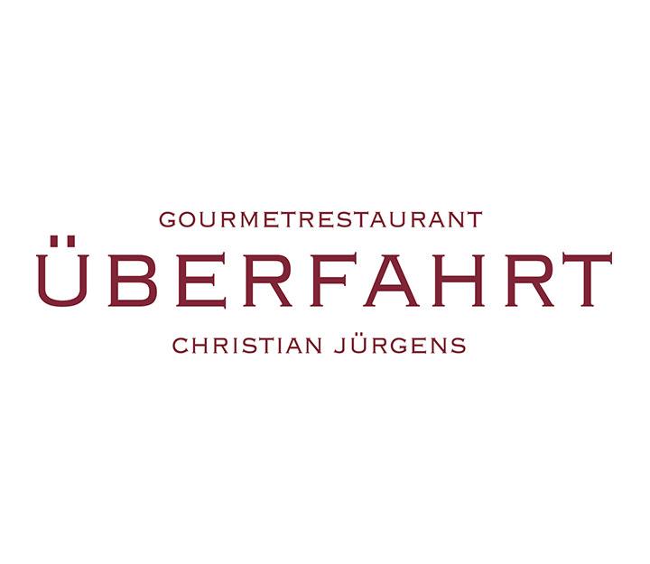 Sous vide restaurant Seehotel ÜberfahrtLogo Ueberfahrt