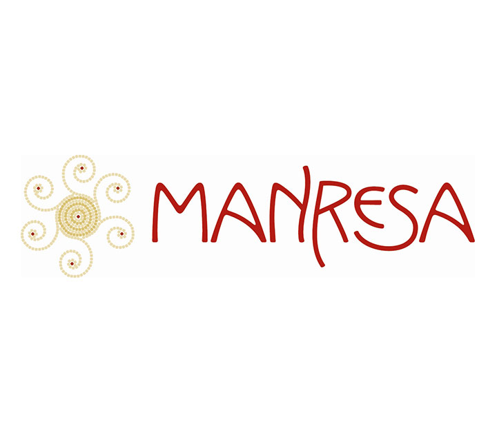 Sous vide restaurant ManresaManresa Logo