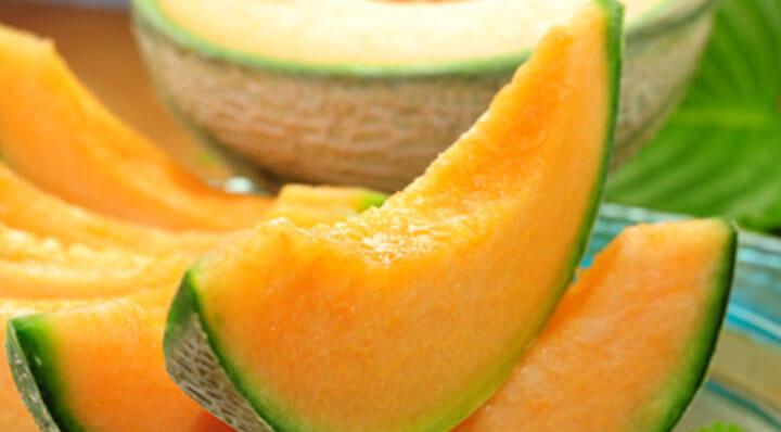 Marinierte Melonenspalten Sous VideMelonenspalten Mariniert Miessmer