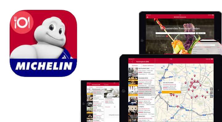 Michelin AppMichelin App
