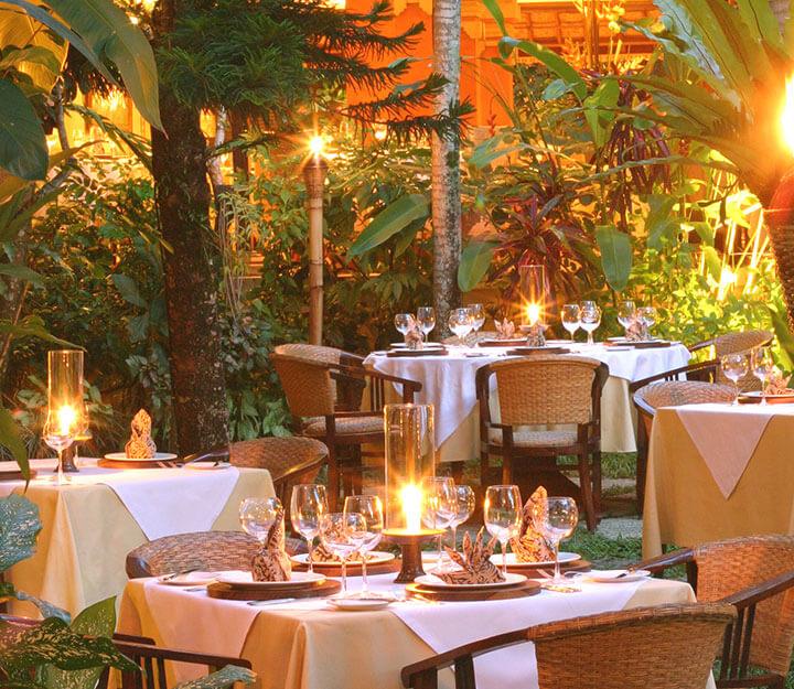 Sous vide restaurant MOZAIC BALIMozaic 02