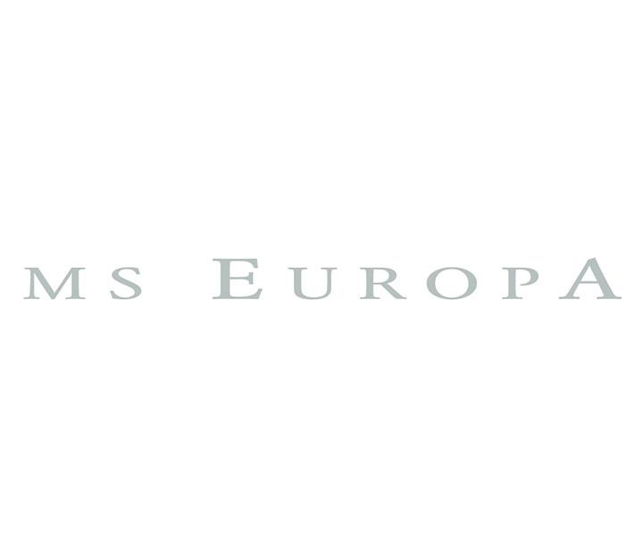 Sous vide restaurant MS-EuropaMs Europa Logo