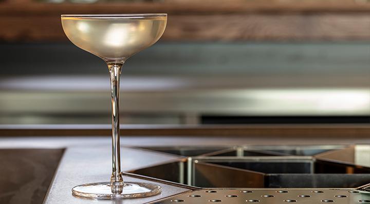 Olive Martini Sous VideOlive Martini Alex Kratena