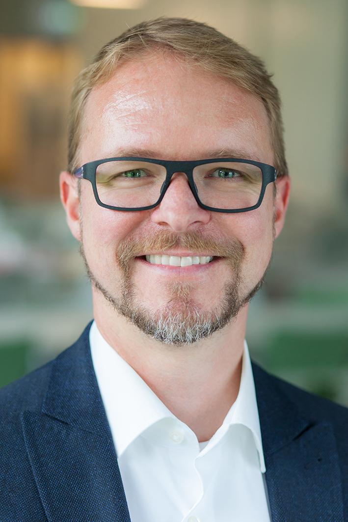Pressesprecher Markus Ketterer