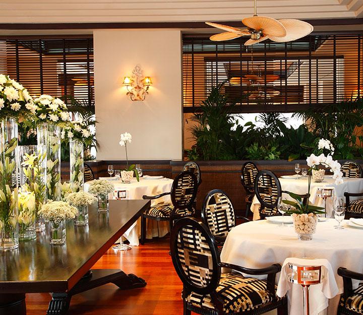 "Restaurante ""M.B"" The Ritz-Carlton, Abama"