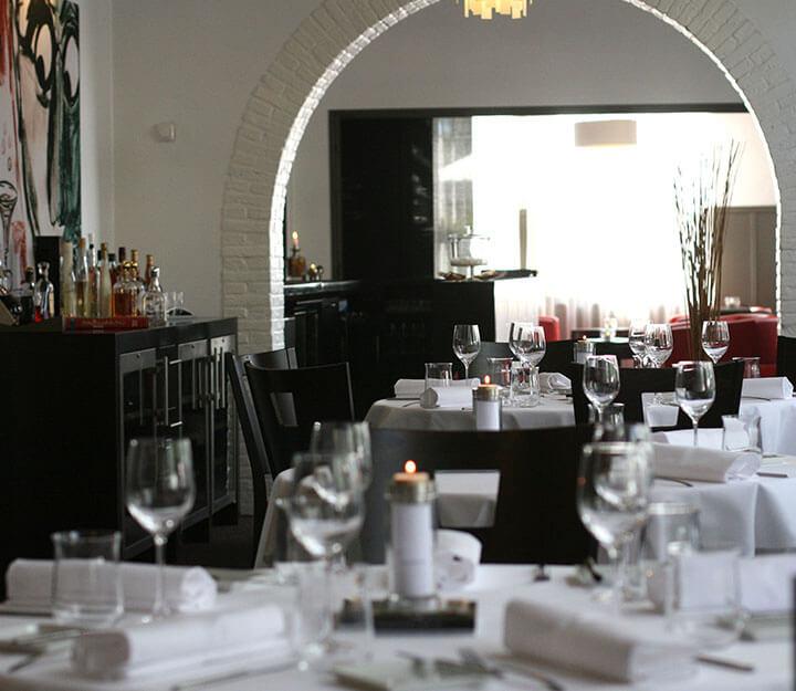 Sous vide restaurant OneRestaurant One