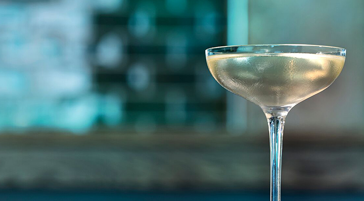 Roasted Hazelnut Martini Sous VideRoasted Hazelnut Martini Alex Kratena