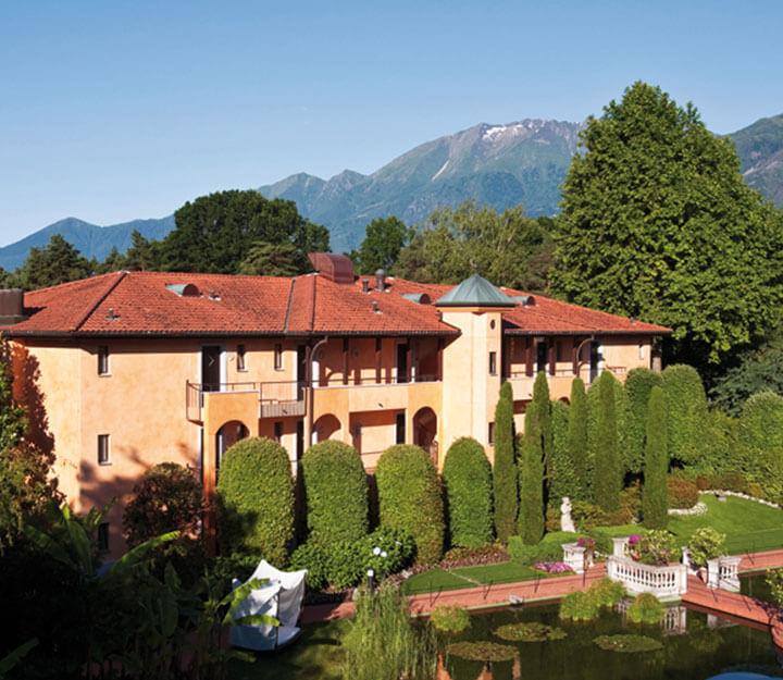 Hotel Giardino Ristorante ECCO