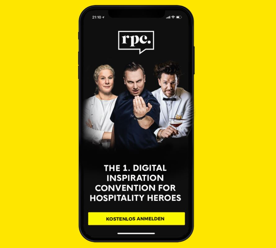 Rolling Pin ConventionRpc 0