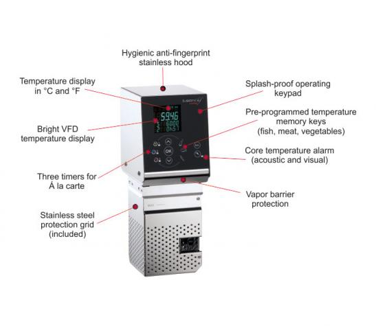 Sous Vide Cooker Diamond