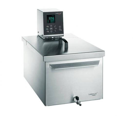 Sous vide cooker Diamond M left