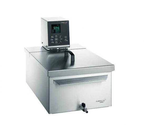 Sous vide cooker Diamond S left