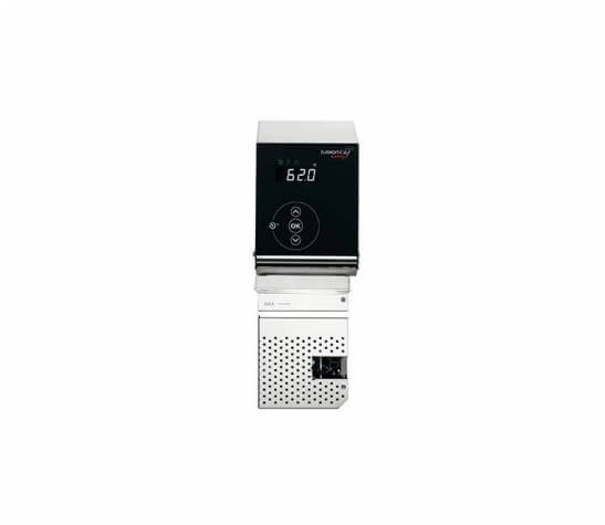 Sous vide cooker Pearl front