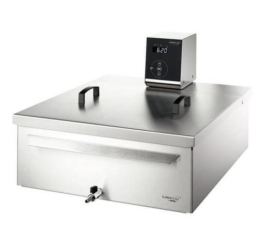 Sous vide cooker Pearl L right