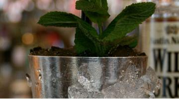 Georgia Mint Julep - Cocktail Sous VideCocktail Georgia Mint Andreastill