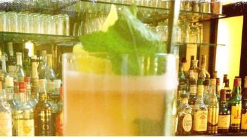 Lebanese Fizz - Cocktail Sous Vide