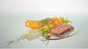 Sous Vide duck prepared two waysEntenbrust Darrenteohminguo