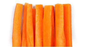 Carrot spears sous videKarottenstifte Ingwer Rezept Miessmer Fotolia 75576690