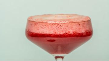 La Reine De Noisette - Cocktail Sous Vide