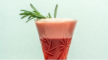 Rosemary Royal - Cocktail Sous VideRosemary Royal Stephanhinz